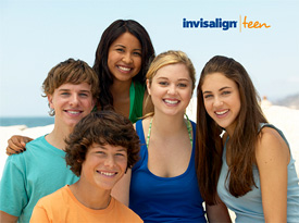 photo of smiling teens